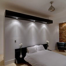 Contemporary Bedroom by Sanders Pace Architecture