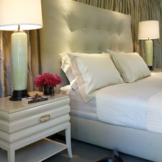 Modern Bedroom by Kelly Cleveland Interiors