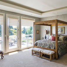 Traditional Bedroom by Kaufman Homes, Inc.
