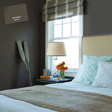 Contemporary Bedroom by Kelly-Moore Paints