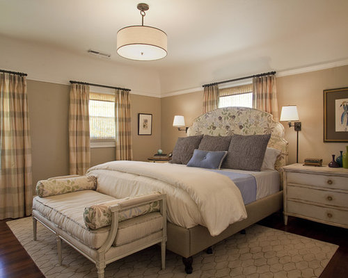 Bedroom lighting houzz for Bedroom designs light