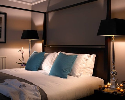 Tall Bedside Lamps