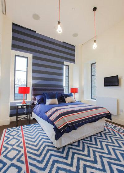 Современный Спальня by Joel Antunes photography