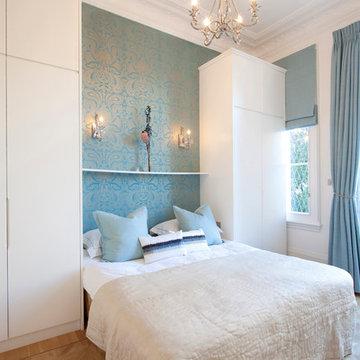 Kensington Gardens W2: Contemporary Style