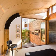 Contemporary Bedroom by Tandem Design studio