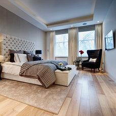 Contemporary Bedroom by Marco Joe Fazio, LBIPP