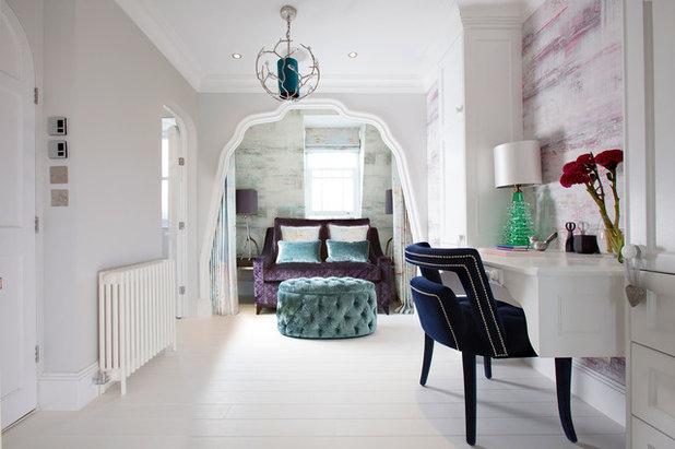 Classique Chic Chambre by Gemma Zimmerhansl Interior Design