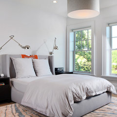 contemporary bedroom by Foster Design Build LLC