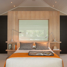 Contemporary Bedroom by Michael Wolk Design Associates