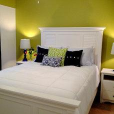 Beach Style Bedroom by Interiors by Maite Granda