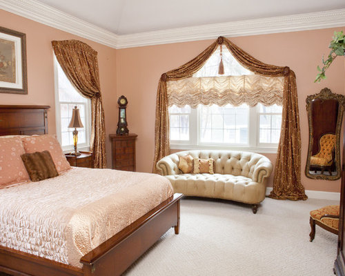 window treatment ideas design ideas  remodel pictures  houzz, Bedroom decor
