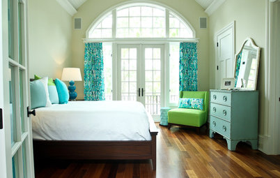 Palatable Palettes: 8 Cool Blue Bedrooms
