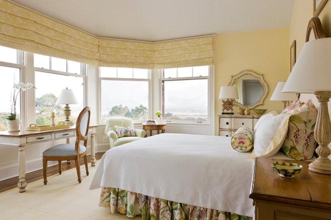 Traditional Bedroom by Hughes Design Associates
