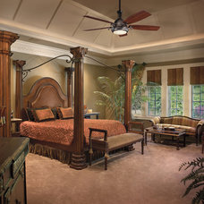 Traditional Bedroom by Destination Lighting