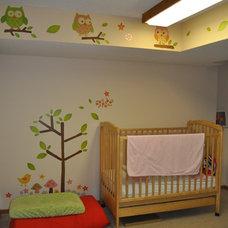 Contemporary Bedroom Kid bedroom