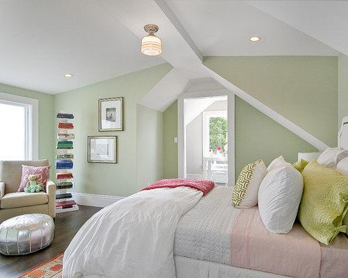 Schlafzimmer wandfarbe mint