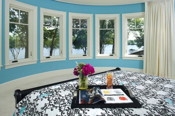 Beach Style Bedroom by John Kraemer & Sons