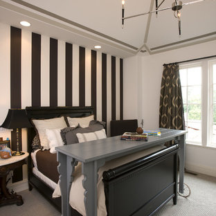 Pvc Panel Bedroom Flow Wall Houzz