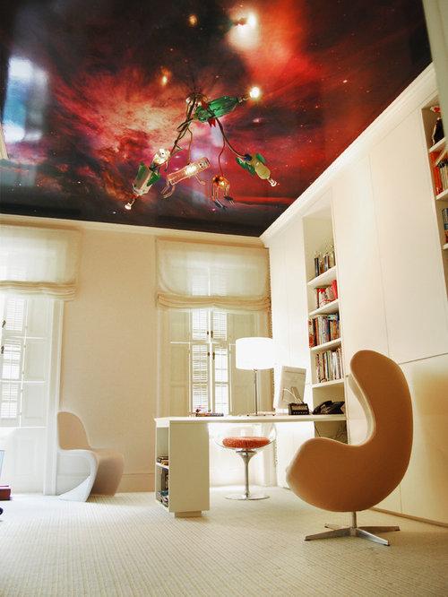Best Galaxy Bedroom Design Ideas & Remodel Pictures | Houzz