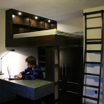 Kids Room to Mini Man Cave!
