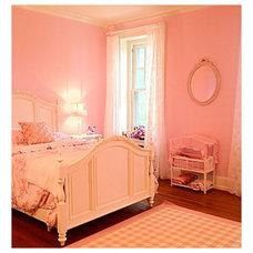 Traditional Bedroom by Stephanie Rado Taormina