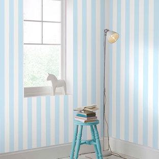 Bedroom - contemporary bedroom idea in Other