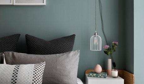28 Stylish Ideas for Bedside Lights