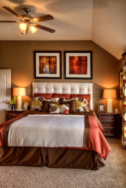 Traditional Bedroom Killeen Model Stylecraft Builders