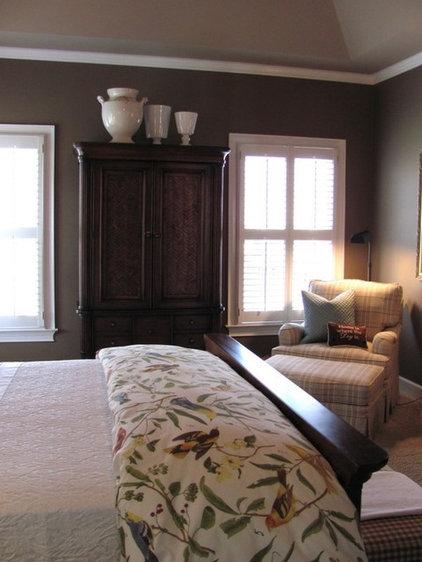 Traditional Bedroom Kim Nichols