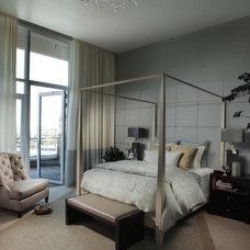 Eclectic Bedroom by Kimberlee Jaynes
