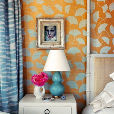 Eclectic Bedroom by kimberly ayres