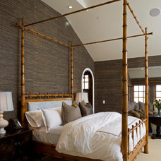 Traditional Bedroom by ZD Interiors