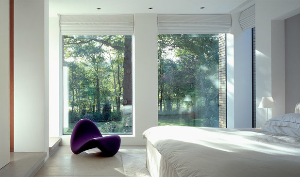 Contemporary Bedroom by McLean Quinlan - Town