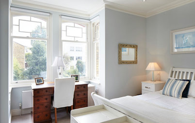 Houzz Tour: A Clever New Build Modelled on a Late Georgian Townhouse
