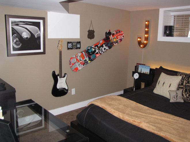 Traditional Bedroom Kingsway Reno