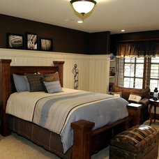 Traditional Bedroom by B&B Builders