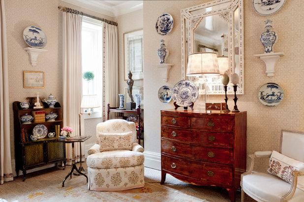 Contemporary Bedroom by Rikki Snyder