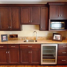 Traditional Bedroom by Hagerstown Kitchens Inc.