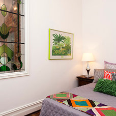 Eclectic Bedroom by Lorena Ongaro-Anderson Design