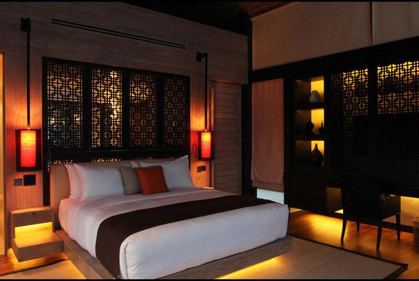 Asian Bedroom by BAYA