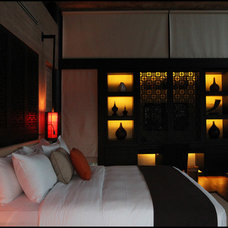 Asian Bedroom by BAYA