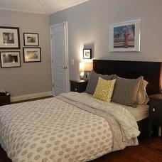 Eclectic Bedroom Kramer & Friends