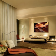 Modern Bedroom by Pepe Calderin Design- Modern Interior Design
