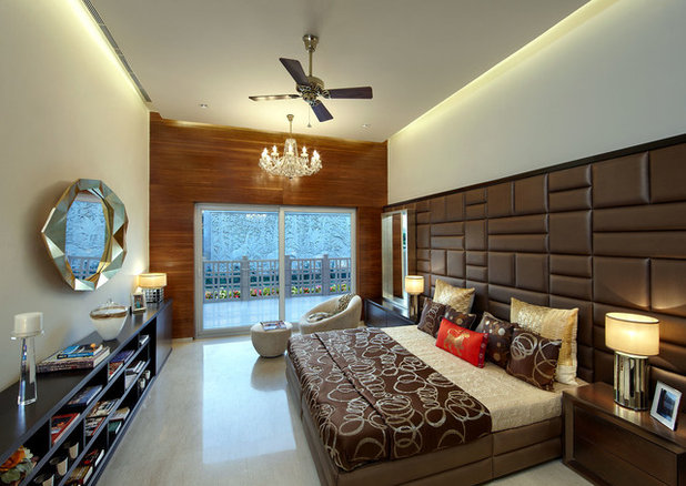 Contemporary Bedroom by Class apart