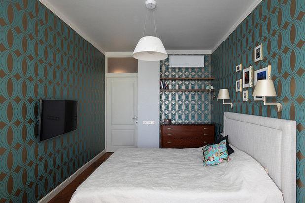Современный Спальня by model_bananova