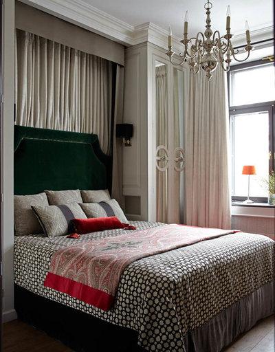 Современный Спальня by Katerina Lashmanova