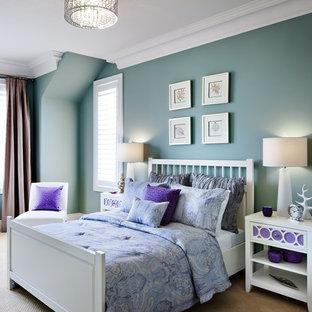 Genial Purple And Blue | Houzz