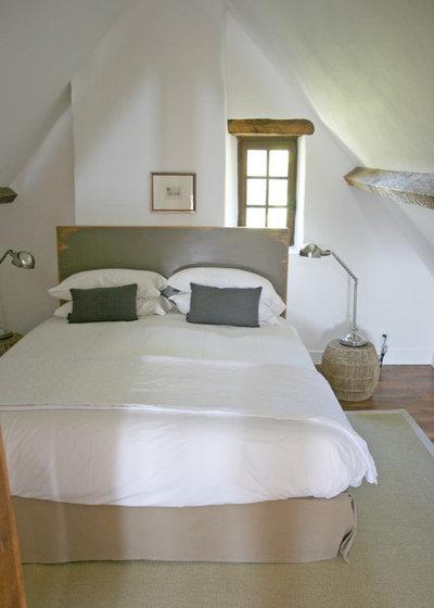 Rustic Bedroom by Stephmodo