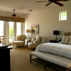 Traditional Bedroom by CM Designs