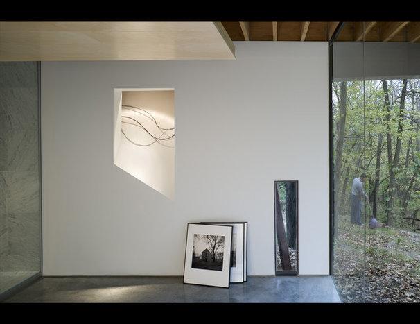 Contemporary Bedroom by Randy Brown